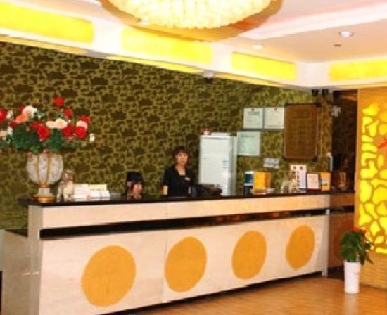 Kending Star Hotel Nanjing Heping Yingcheng