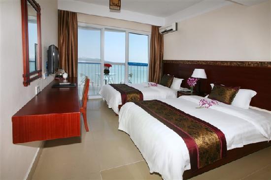 Sandaoke Holiday Apartment Sanya: 海景双人房2