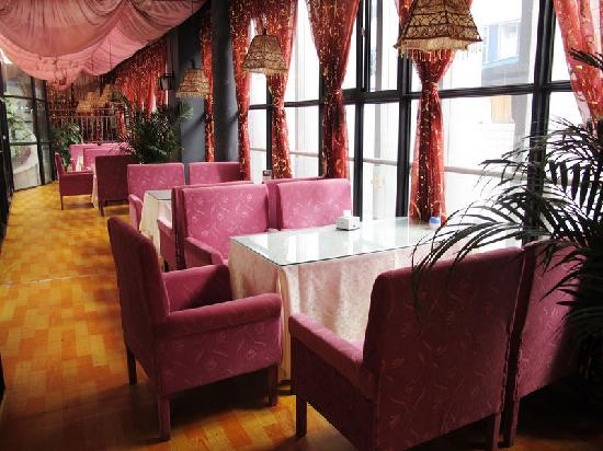 Home Inn Chengdu Tianfu Square Metro Station Lihua Street: 餐厅