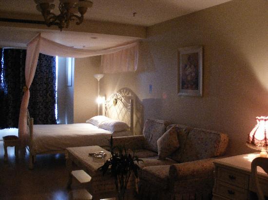 Rongyu Apartment Hotel (Nanjing Zhonghuan)