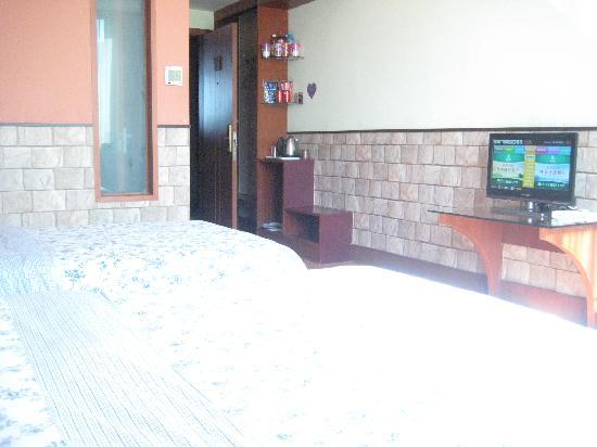 Zijin Business Hotel: 商务标准间