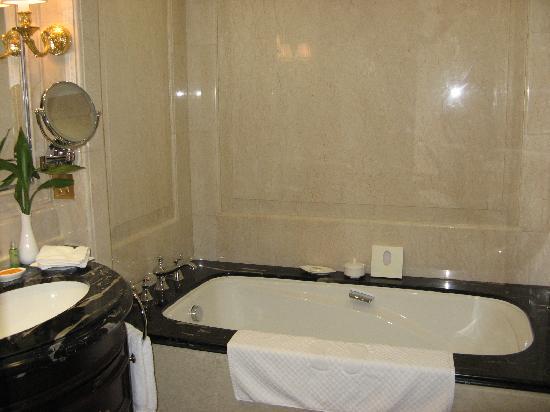 La Palazzo Hotel: 浴缸