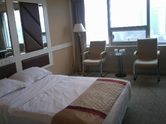 Yuquan Simpson Hotel : 房间2
