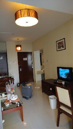 Hualin Hotel: 22东方