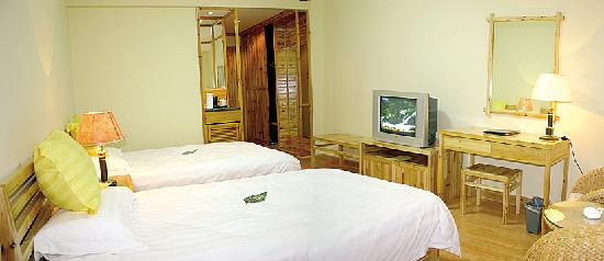 Horizon Hotel: 标准间