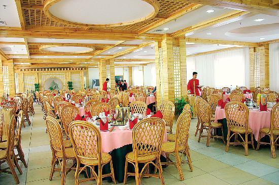 Horizon Hotel: 中餐厅