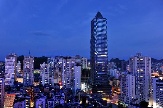 Kempinski Hotel Guiyang : 鹤立鸡群的贵阳凯宾斯基大酒店