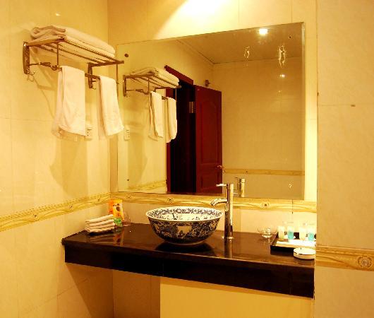 Qingshui Hotel : 洗手间