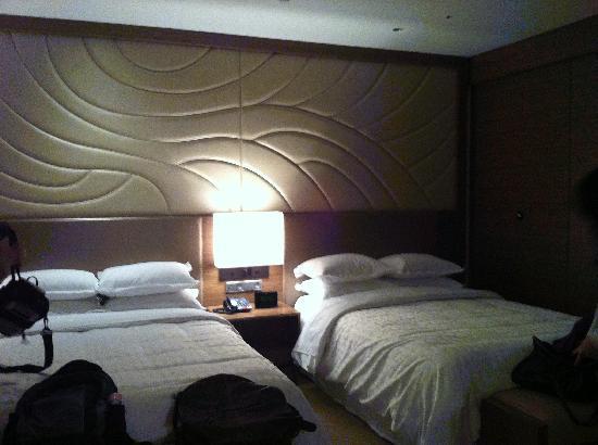 Sheraton Seoul D Cube City Hotel : IMG_0532