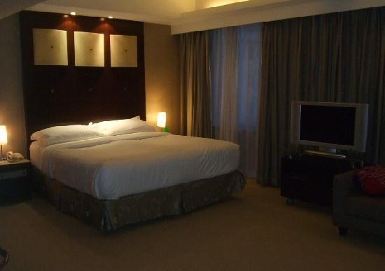 The Empire Hotel Wan Chai: 房间好大