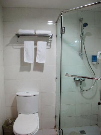 Chengdu Sohu Hotel : 卫生间-1