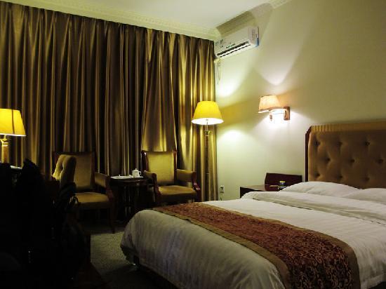 Chengdu Sohu Hotel : 客房全貌