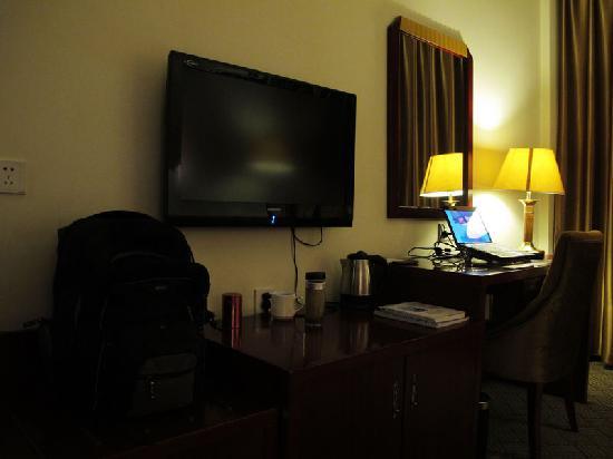 Chengdu Sohu Hotel : 在这里填写照片描述
