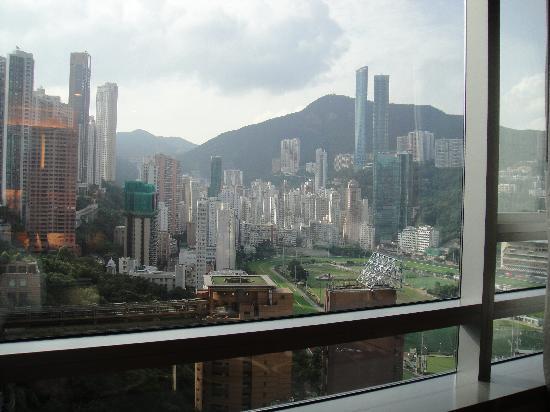 Crowne Plaza Hong Kong Causeway Bay: 窗外风景