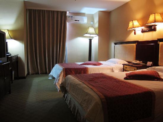 Tianzhidao Hotel: 客房全貌