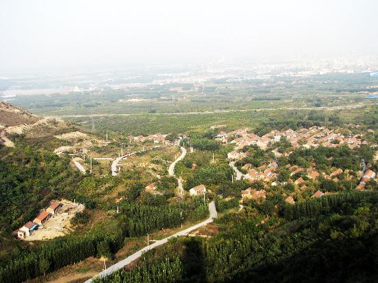 Tang Li Temple: 俯瞰邹平