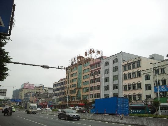 Yongxu Hotel: 2011-10-25 14