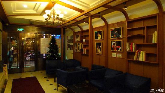 8 Art Hotel on the Bund : 大堂