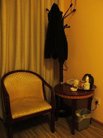 Cosiness Home Hotel Caifu Zhongxin: 客房设备