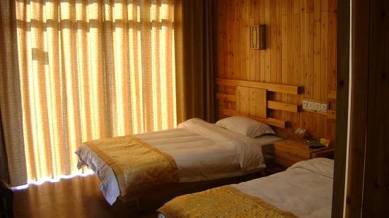 Shuifoshan Hotspring Villa: 房间