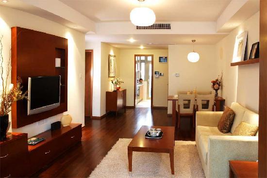 Guomao Serviced Apartment