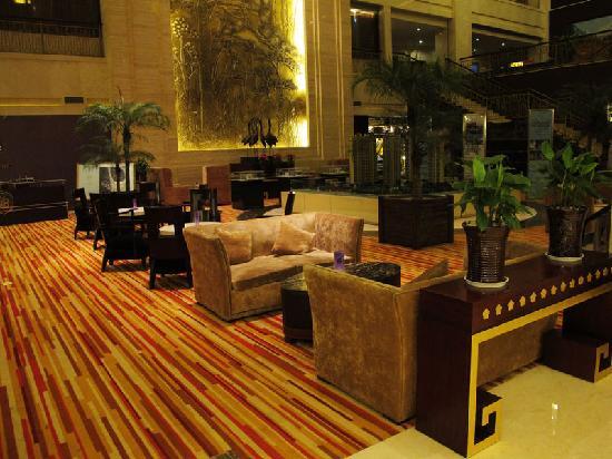 Chengdu Eastar Hotel: 大堂