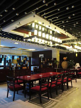 Chengdu Eastar Hotel: 一楼西餐厅