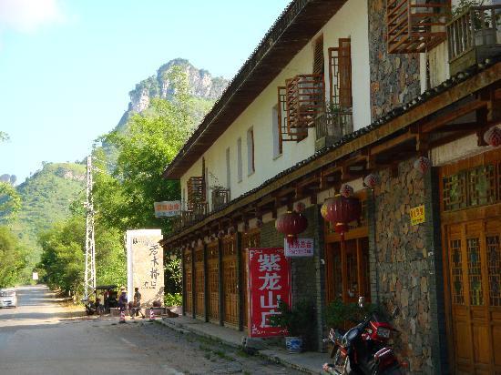 Detian Zilong Mountain Villa