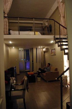 Qindu Apartment Hotel