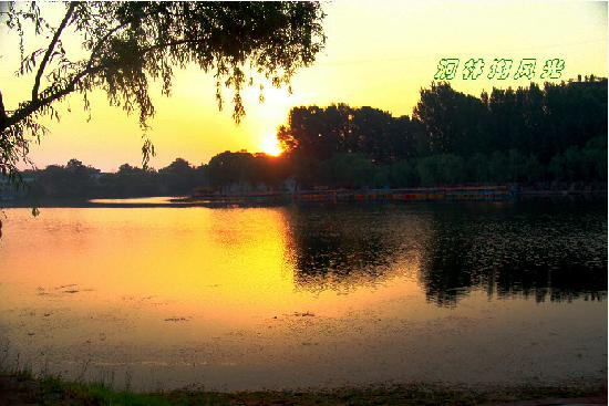 Donglin Lake : qq截图20111102164801