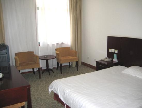 Overseas Business Hotel Hefei Sanxiaokou: 单人间