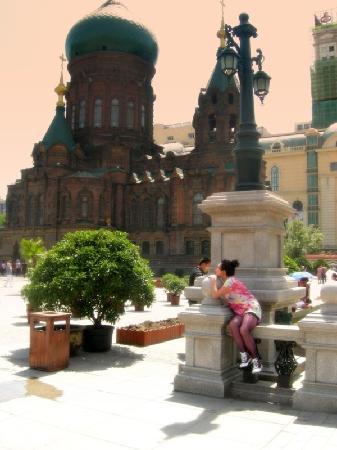 聖索菲亞教堂照片