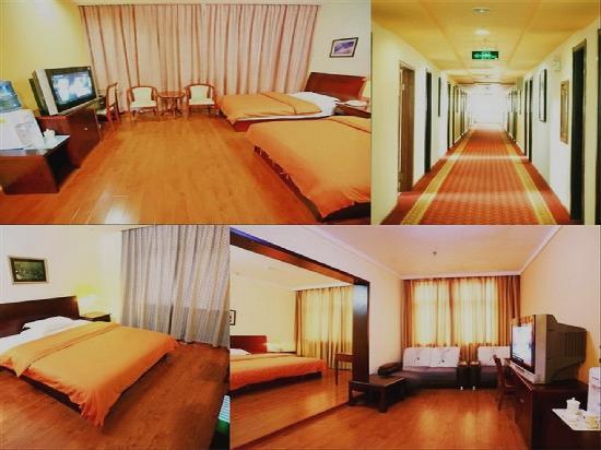 Lantian Bihai Hotel