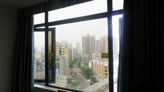 7 Days Inn Dongguan Bada Road Hong Kong Street: 内景