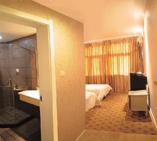Shaanxi Jian'ai Fengshang Hotel: 客房