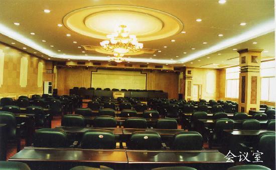 Zhong Jing Hotel: 会议室