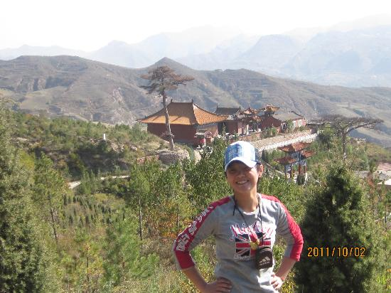 Mount Hengshan Scenic Spot: IMG_0133