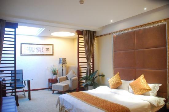 Wangshi Hotel: 客房1