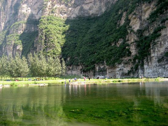 Shidu Nature Park: 四渡景区