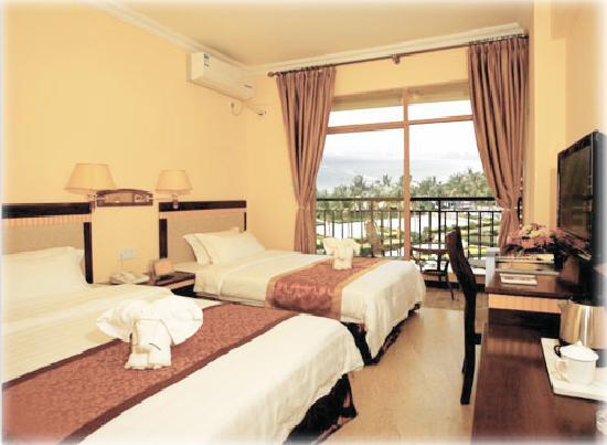 Luuhoo Service Apartment Sanya Hai'an: 海景双标房