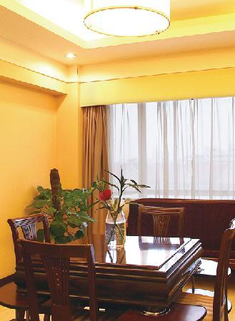 Atour Hotel Nanjing Hunan Road : 客房