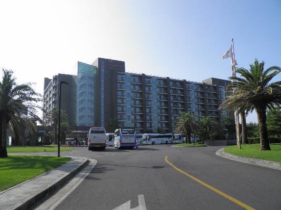 Haevichi Hotel & Resort Jeju: 酒店外观