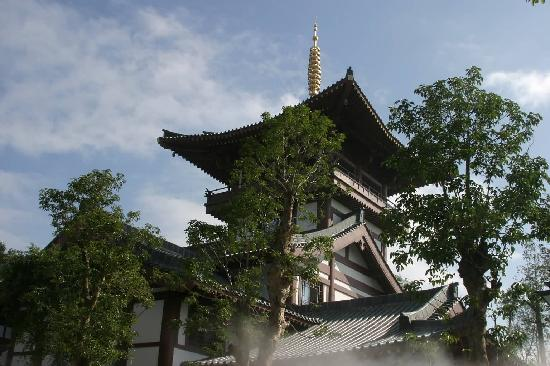 The Mahayana OCT Boutique Hotel: 外景