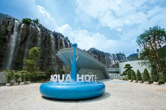 東部華僑城瀑布酒店