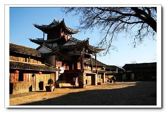 Yunnan Shaxi Ancient Town