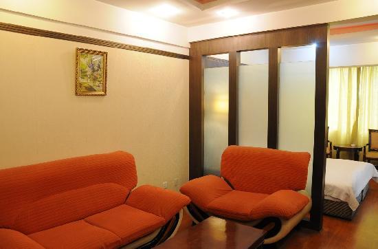 Jinhong Fuyuan Hotel: 套房