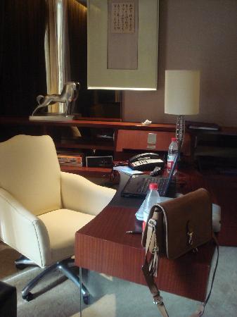 Royal Garden Hotel: 豪华房细节 002