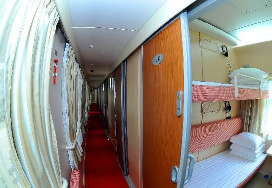 Interlaken Express Hostel: 走廊