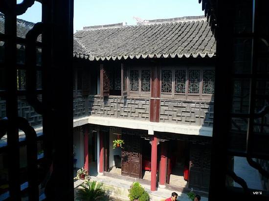 Xingkong Inn: 天井