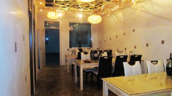 CTN Garden Hotel: 餐厅